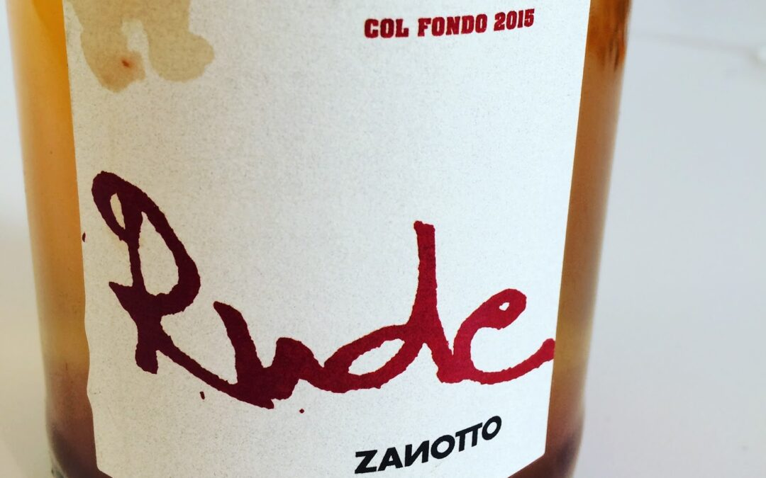 2015 Zanotto Rude